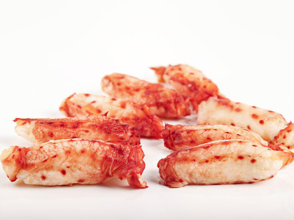 Мясо камчатского краба